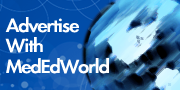 Advert With MedEdWorld